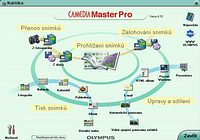 CAMEDIA Master Pro - větší obrázek z programu