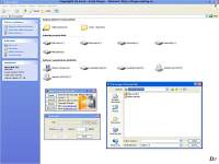 Dekart Private Disk Light - větší obrázek z programu