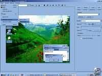 Desktop Architect 2.0 - větší obrázek z programu
