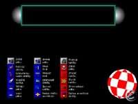 DX-BALL - větší obrázek ze  setupu hry
