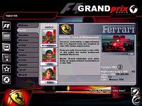 Grand Prix World - větší obrázek ze hry
