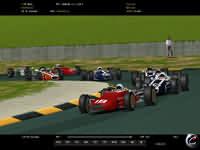 Grand Prix Legends - větší obrázek ze hry