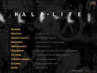 Half Life - větší obrázek ze hry