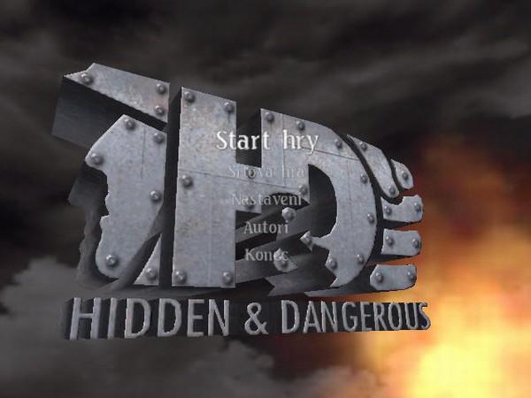 Hidden & Dangerous CZ