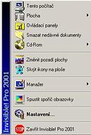 Invisible! Pro 2001 - větší obrázek z programu