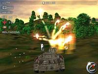 Killer Tank - větší obrázek ze hry