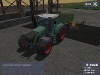 Landwirtschafts Simulator 2008 - větší obrázek ze hry