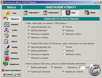MicroDVD Player - větší obrázek z programu