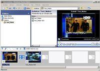 Movie Maker 2 - větší obrázek z programu