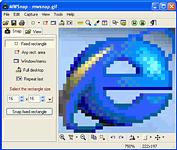 MWsnap - větší obrázek z programu