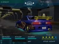 Need for Speed: Underground - větší obrázek z přeložené části hry