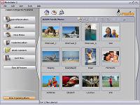 PhotoSuite 5 - větší obrázek z programu