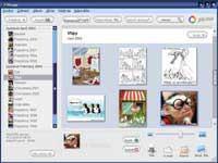 Picasa - větší obrázek z programu