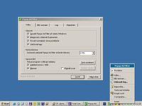 Popup Ad Filter - větší obrázek z programu