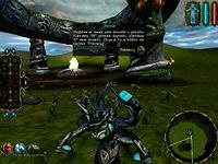 Sacrifice - větší obrázek z přeložené části hry