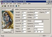 Shadow Keeper - větší obrázek z editoru