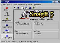 SnagIt - větší obrázek z programu