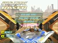 Star Wars Racer - větší obrázek ze hry
