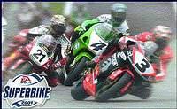 Superbike 2001 - větší obrázek ze hry
