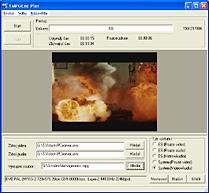 TMPGEnc - větší obrázek z programu