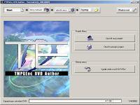 TMPGEnc DVD Author - větší obrázek z programu