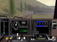 Train Simulator - větší obrázek ze hry