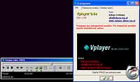 VPlayer  - větší obrázek z programu
