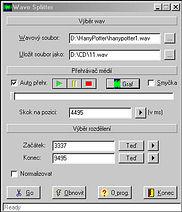 Wave Splitter 2 - větší obrázek ze hry