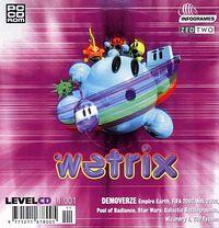 Wetrix - větší obrázek ze hry