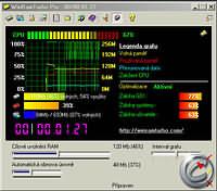 WinRamTurbo Pro 4.6 - větší obrázek z programu