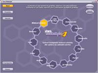 Xara WebStyle - větší obrázek z programu