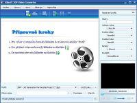 Xilisoft 3GP Video Converter 5 - větší obrázek z programu