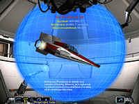 X-Wing: Alliance - větší obrázek ze hry