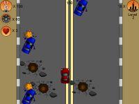 Crazy Crash Racing