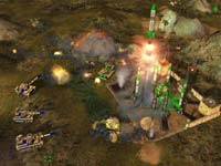 Command & Conquer: Generals - screenshoty