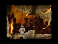 Snowman In Hell