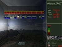 Arkanoid3D:NET