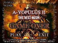 A-Yopulus II The next moon