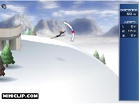 Nordic Chill Winter Sports