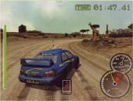 Sega Rally 2005