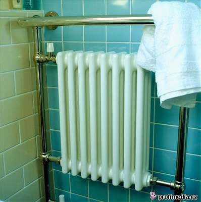 Ústřední topení radiátory