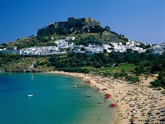 Řecko, Rhodos