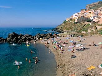 Itálie, Sardinie, Castelsardo