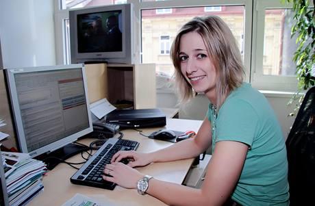 Bowling: Kateřina Beštová při on-line rozhovoru
