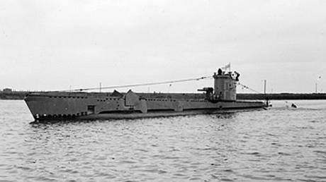 Britská ponorka HMS Venturer, která během 2. světové války potopila německé plavidlo U-864