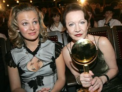 TýTý 2008 - Michaela Badinková a Hana Maciuchová