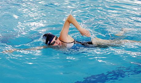 Plavání - kraul