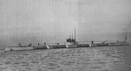 Ponorka - ilustrační foto.