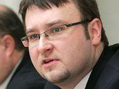 Ministr životního prostředí Pavel Drobil (ODS)
