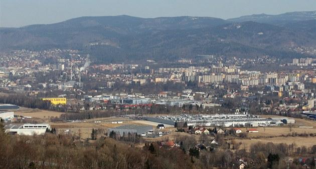 Liberecká průmyslová zóna Jih je již téměř ze sta procent zaplněná.